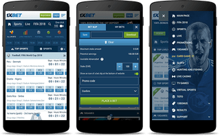 1xbet mobile betting app